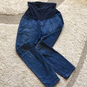 Denim - Medium Maternity jeans